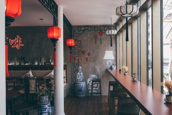 บ้าน สไตล์จีน